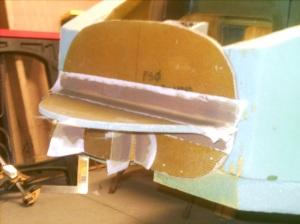 NG-31 and NG-32 with BID Tapes and Peel Ply